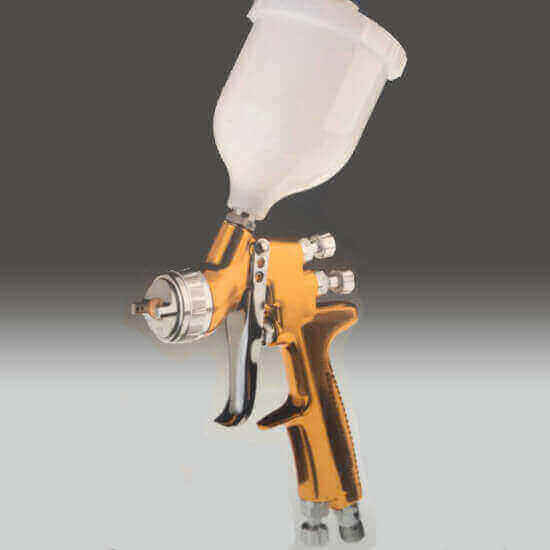 Gravity Feed Spray Gun HVLP