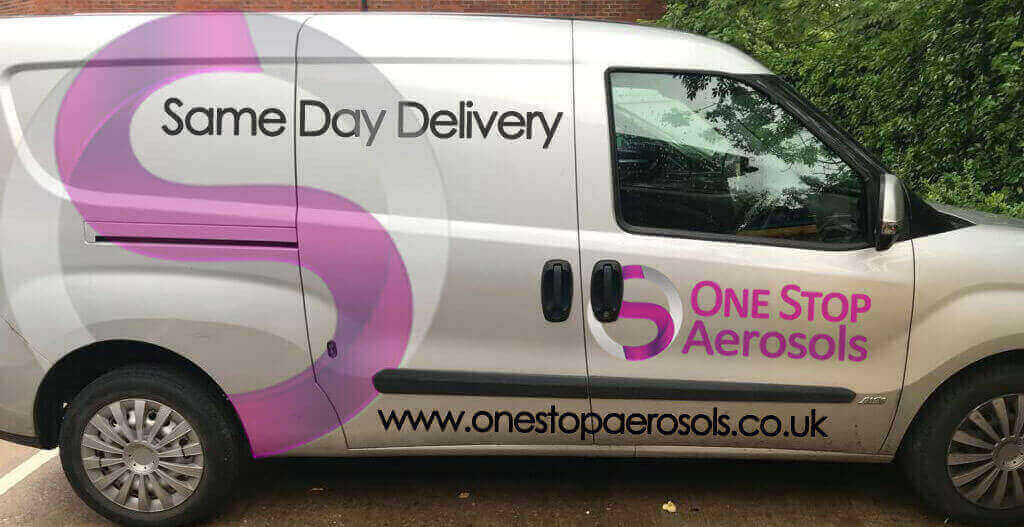 Same Day Paint Delivery Milton Keynes & Northampton